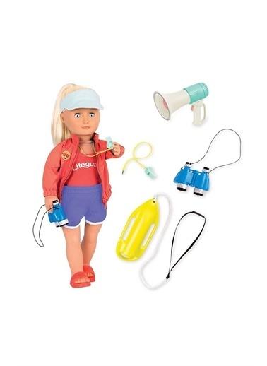 Our Generation Seabrook Oyuncak Bebek 46 Cm Renkli